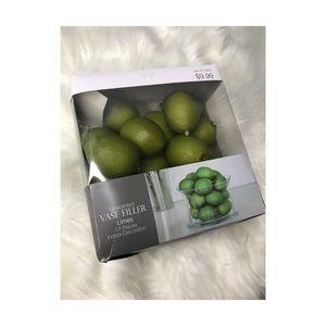 Threshold | NEW Lime Decor Fruit Vase Filler Home